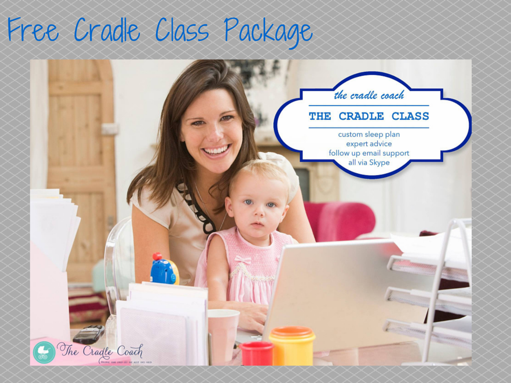 Free Cradle Class Package