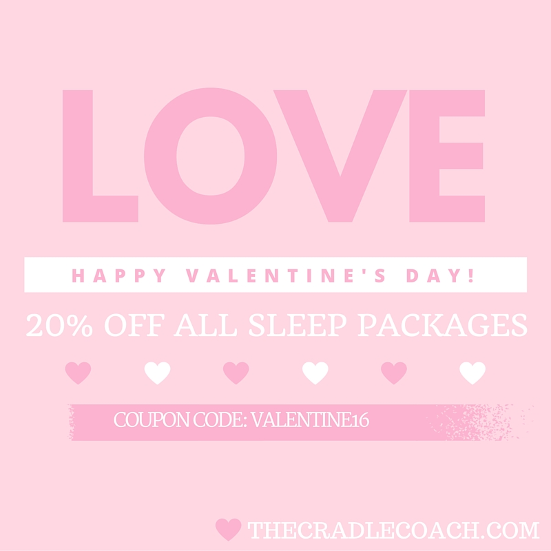 20% OFF ALL SLEEP PACKAGES